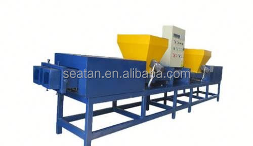 wood heat treatment equipment / wooden pallet making machine for sale