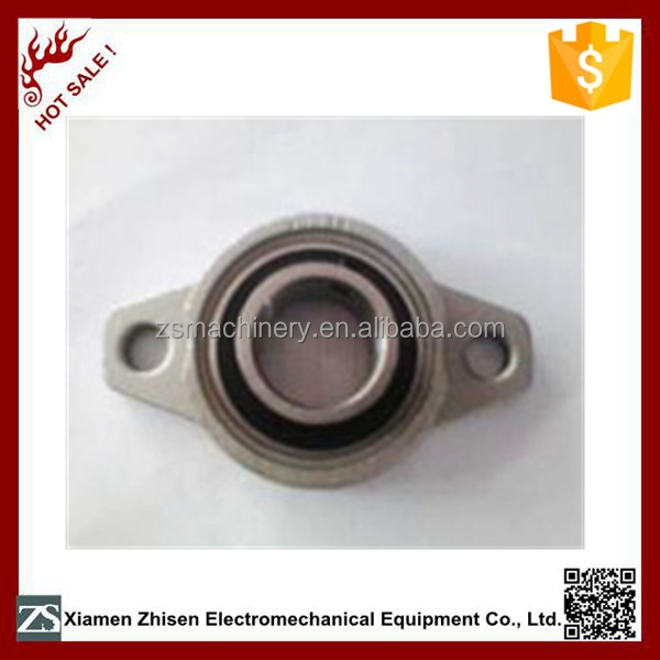 Zinc alloy bearing housing FL001 mounted bearing unit