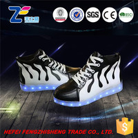 HFR-TS41021 new hot sale service led shoes prices low pakistan
