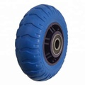 150x50 200x50 200x75 PU Foam Custom Baby Stroller Small And Big Wheels Self Balance Wheelchair Tires