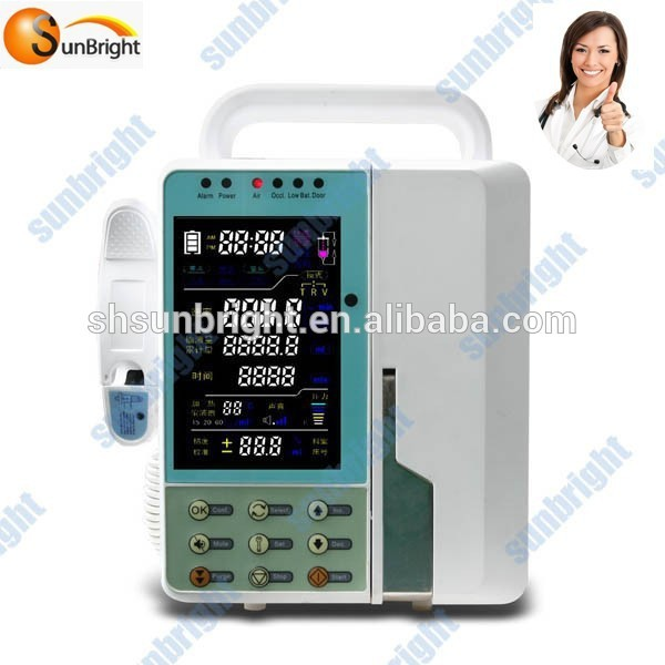 Medical Infusion Pump With CE,with Drip-rate and volumetric veterinary