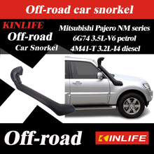 Snorkel Airflow For Mitsubishi Pajero Japan Sport Accessories