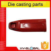 High presiciom 100% inspection customized cold forged cars auto parts aluminum die casting part