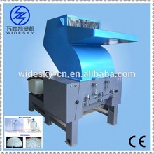 plastic crusher for edge recycle machine