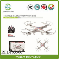 Big rc helicopter quadcopter 4ch 2.4Ghz ufo with gyro K300A rc helicopters wholesale