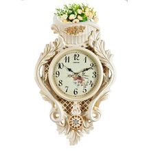 Creative art wall clock home decor wholesale wall decoration.items H273