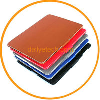 PU Leather for iPad 2 3 Hard Case Brown from Dailyetech