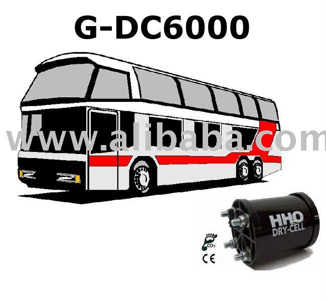 HHO Fuel Saving System G-DC6000