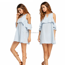 new collection women dress summer off shoulder beautiful western neck patterns for ladies sexy dresses