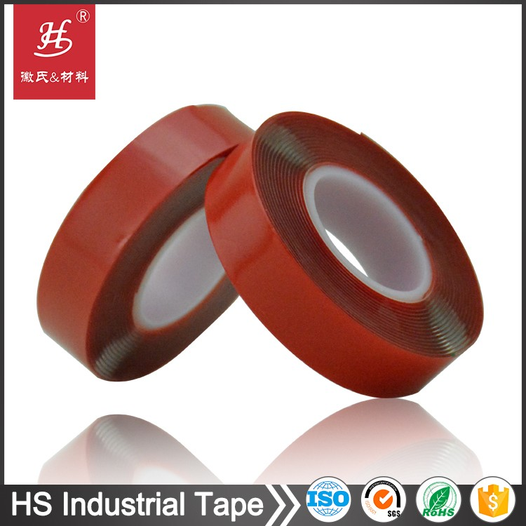 5 days delivery time ! Double sided white VHB foam tape