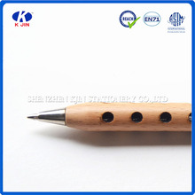 hotsales wooden ball-point pen stick the diamond for offices