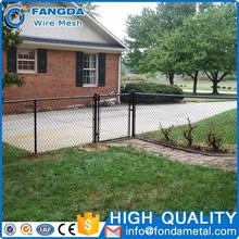 multi-functiona custom high quality low price chain link fence gate (factory)