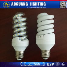 China factory coated Pastic E27 LED spiral bulb light Energy saving lamp 8W 10W 13W 18W 20W 30W