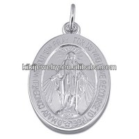 alibaba china supplier miraculous medal charm