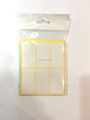 Office and School Use self adhesive label white color/note label/school label