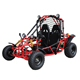 China cheap price new design factory supply two seater off road buggy adult pedal go kart for sale