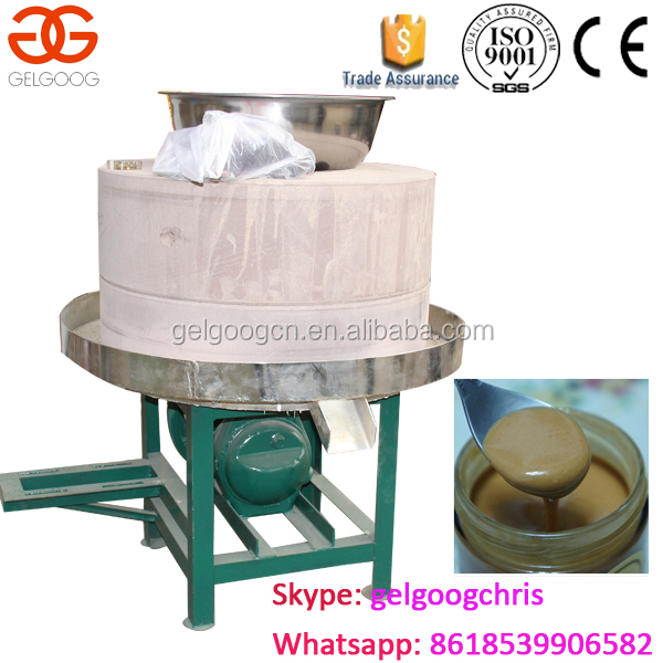 High Quality China Suppliers Peanut Sesame Butter Stone Mill