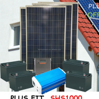 Solar Off Grid System Solar Home