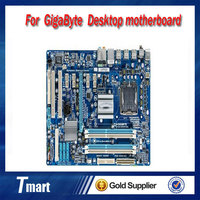 100% original motherboard for Gigabyte GA-EP43T-S3L EP43T-S3L DDR3 LGA 775 16GB P43 Desktop motherboard