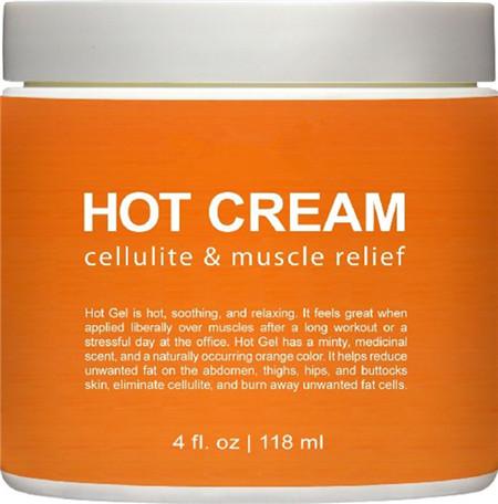 Cellulite Hot Creme f
