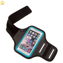 Hot Sale Neoprene Sports Running Armband for Apple iPhone Gym Jogging Case Cover Strap