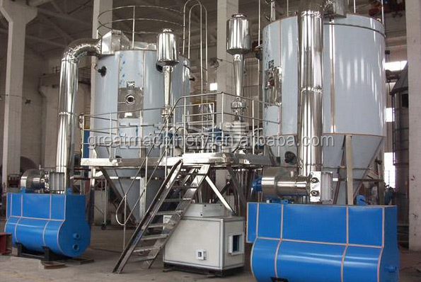 GRT- cheese water making powder stainless steel spray drying machine higher efficiency for liquid material