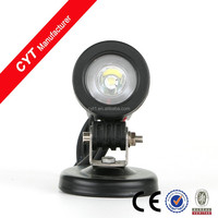 12V 10W Waterproof Car Led Work Light Motorcycle Fog Light