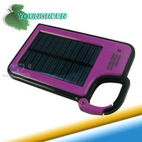 Full Capacity High Quality Cell Phone Solar Chargers