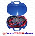 jump cable with new colorful plastic box