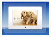 High Resolution 10 inch Ultra thin Digital Photo Frame,Electric Digital Picture Frame with Video Loop