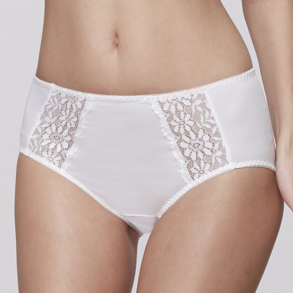 OFA2042 fresh elegant odm oem women ladies underwear young simple lace panties