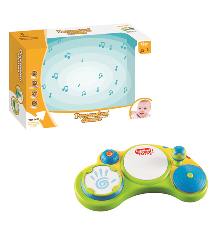 Early childhood educational toys with music baby musical instrument DJ set toys