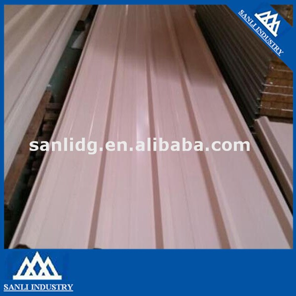 Prepainted Gi Steel Wholesale Color Coated Corrugated Galvanized Sheets Roofing Zinc Roof Sheet Price Price Per Sheet China Suppliers 2158479