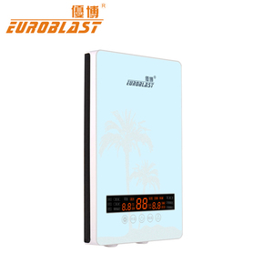 Factory direct sale durable portable tankless electric water heaters hot for wash basin