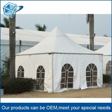 Large aluminum frame pagoda party tent for sale