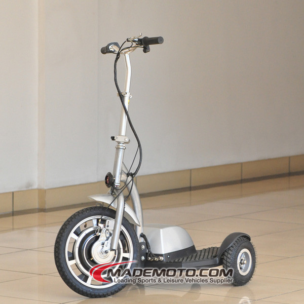 High Quality Battery Powered 3 Wheels Electric Scooter 350W