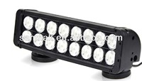 160 W CREE 10W LED light bar lighting spot flood comb beam for SUV,4x4 truck, off-road vehicle