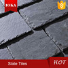 natural cheap black slate tile wall cladding stone