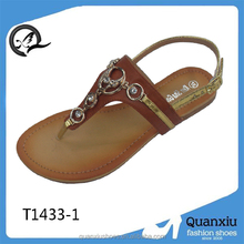 pu chappal ladies leather chappal