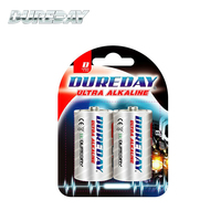 Dry Battery 1.5V LR20 AM1 Alkaline Battery D Size