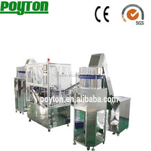 Top level new product disposable syringe making machine