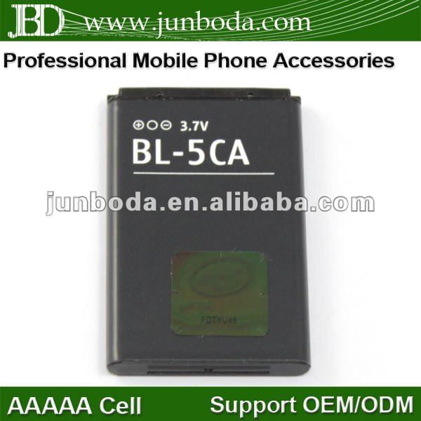 Mobile phone battery for Nokia 6230i E50 E60 N70 N71 N72 N91 wiht high quality