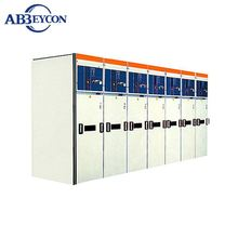 SW01 XGN15-12(F) SF6 Metal-Clad Enclosed Ring Main Unit AIS RMU 12KV Air Insulated Switchgear Medium Voltage ring main unit