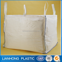 2016 First choice 1 ton big bag, new design waterproof big bag, hot selling big bag for cement