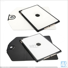 Superior quality Elegant 360 Degree Rotating Leather Stand Case for iPad Air 2