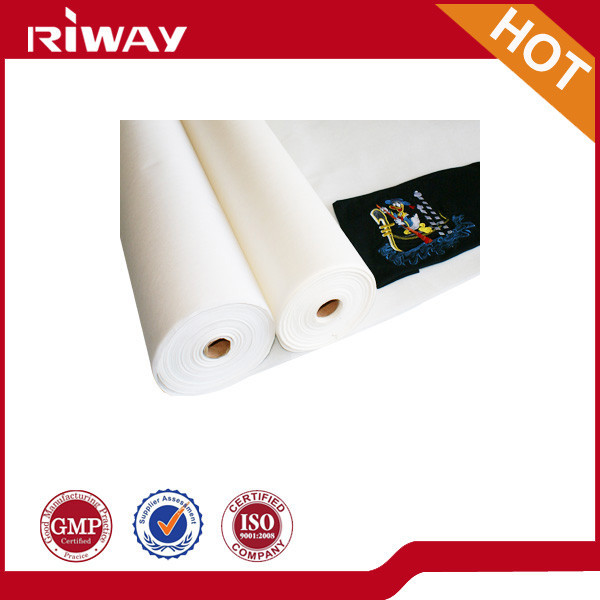 water soluble Polyester/Viscose nonwoven backing paper