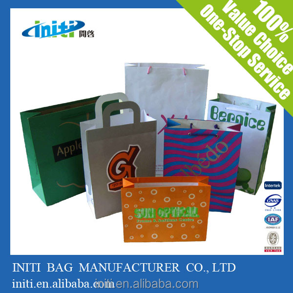 2016 Alibaba Popular Chrismas Gift&Candy bag