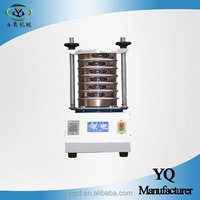 Worldwide popular laboratory test sieve equipment for soil testing