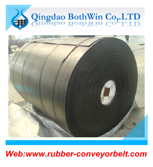 cut edge conveyor belt