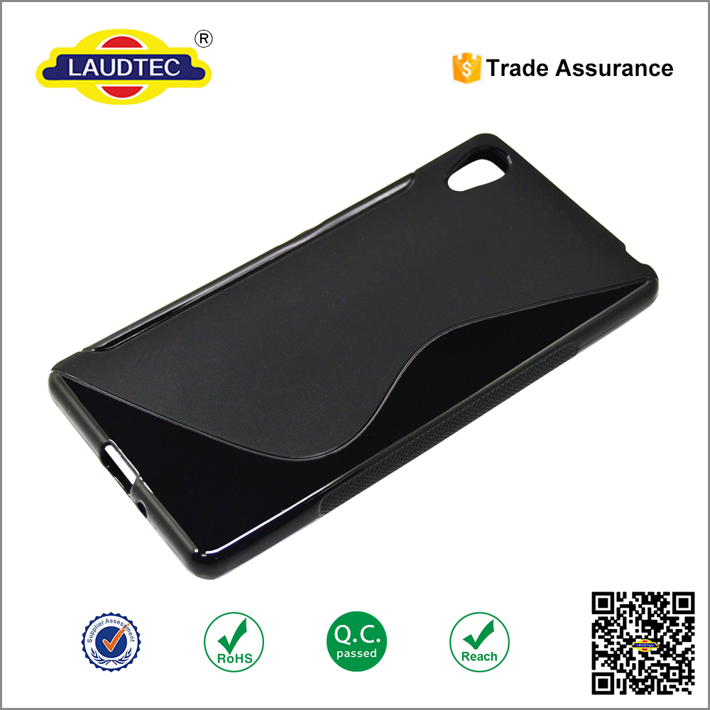 Matt+Glossy S line TPU Gel case cover for Sony Xperia X ------- Laudtec
